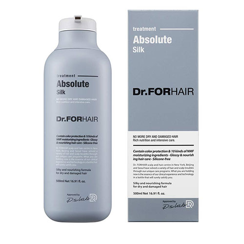 Dr.FORHAIR – silk treatment