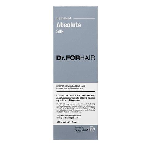 Dr.FORHAIR – Absolute Silk Treatment