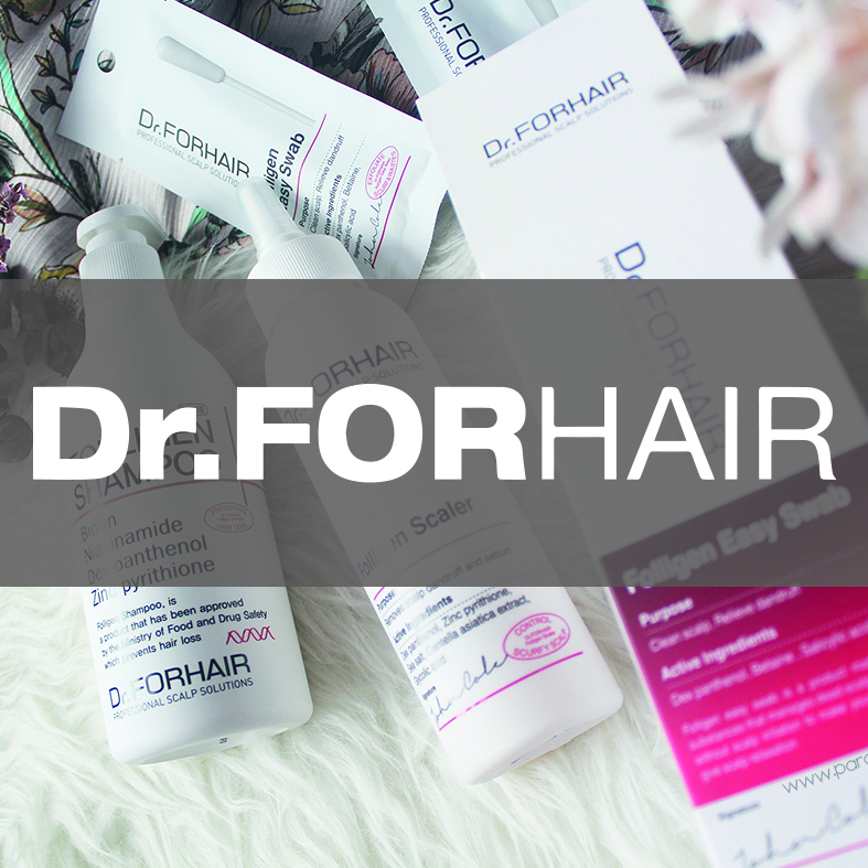 dr for hair