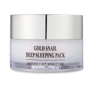 Gold Energy Snail Synergy Deep Sleeping Pack - 100ML