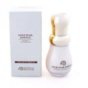 Gold Energy Snail Synergy Gold Snail Essence Whitening & Anti wrinkle care - 45ML