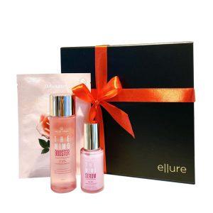 Ellure Pink Gift Set