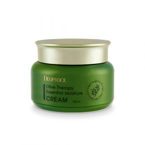 Deoproce - Olive Therapy Essential Moisture Cream