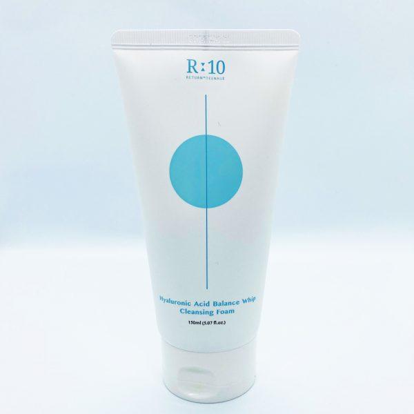 R - 10 Hyaluronic Acid Balance Whip Cleansing Foam 150ML