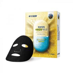 Frienvita korea Aqua Gold Glow sheet mask