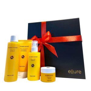Ellure Yellow Gift Set