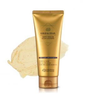 GOLD ENERGY SNAIL SYNERGY GOLD SNAIL CLEANSING FOAM -