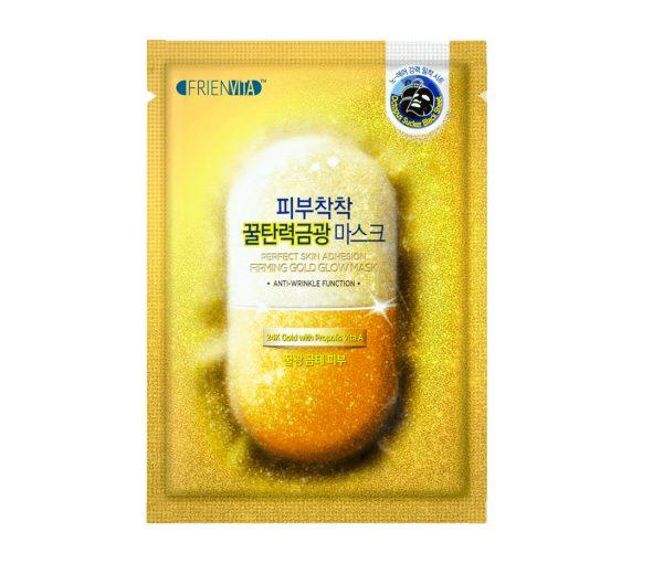 Frienvita Perfect skin Adhesion Firming Gold Mask