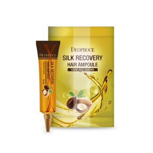 Deoproce Silk Recovery Hair Ampoule 10gx10EA