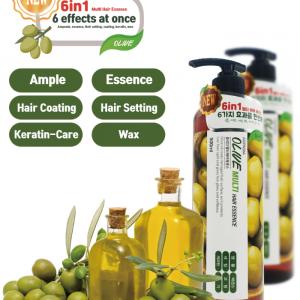 Aspasia Olive Multi Hair Essence 500ml