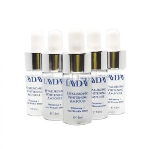LAYDAY Hyaluronic Whitening Ampoule 5x13ml