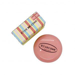 Rivecowe Shine Blusher (Milky Pink) 7g