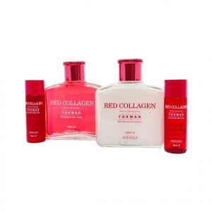 Aspasia 4U Red Collagen For Man 2 Set