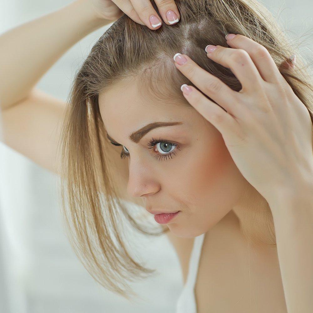 scalp exfoliate